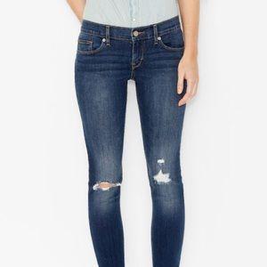 LEVI / skinny jeans